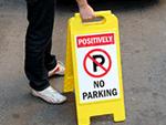 Mini Fold-Up Signs