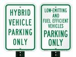 Hybrid Vehicle Parking