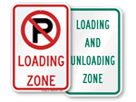 Loading & Unloading Zone