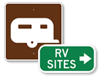More RV & Trailer Signs