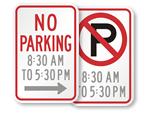 Time Limit - No Parking