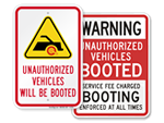 Auto Boot Warning Signs