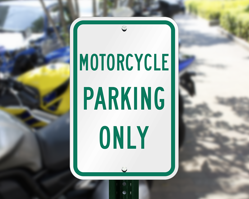 Funny Parking Signs >> Motorcycle Parking Signs | Best Prices on Motorcycle ...