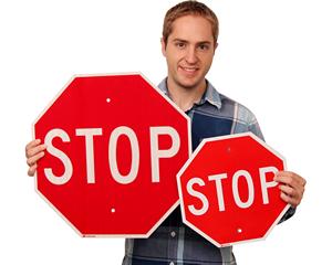 Stop Signs & Custom Stop Signs