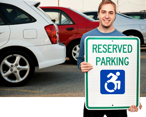 Updated Accessibility Signs