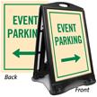 Event Parking Sidewalk Sign Kit