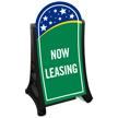 Now Leasing Sidewalk Sign Kit