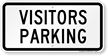 Visitor Parking Sign