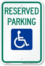 Parking Signs, No Parking Signs, Custom Parking Signs | MyParkingSign