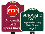Automatic Gate – More Designs