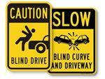 Bind Corner Signs