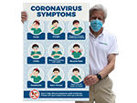 Coronavirus Business Signs