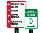 Custom Arrow Signs