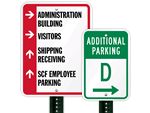 Custom Arrow Signs