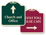 Custom Designer Arrow Signs
