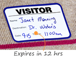 Daily Visitor Passes
