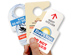 Door Lock Inserts and Tags