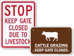 Farm Gates