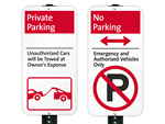 iParking Signs