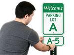 Parking Spot ID