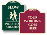 Pedestrian SignatureSign™