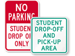 Passenger & Student Pick-Up / Drop-Off