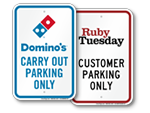 Restaurant Chain Signs