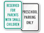 Preschool Drop-Off and Parking
