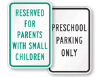 Preschool Drop-Off and Parking