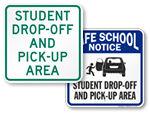 School Pick-Up / Drop-Off
