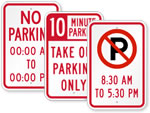 Time Limit - No Parking