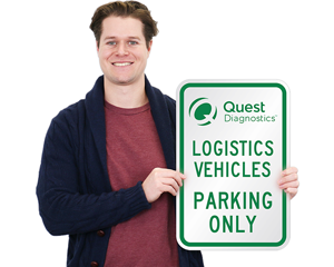 Quotation for Custom Parking Signs
