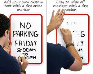Custom Sign Blank