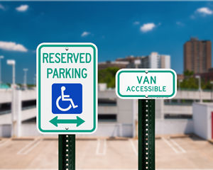 Maryland Parking Signs, Fire Lane Signs and Other Regulated Signs