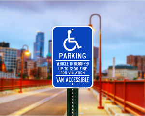 Minnesota Parking Signs, Fire Lane Signs and Other Regulated Signs