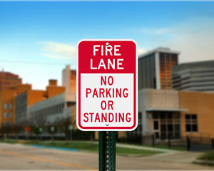 Mississippi Parking Signs, Fire Lane Signs and Other Regulated Signs