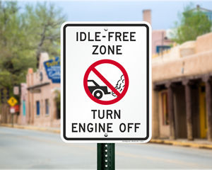 Signs for New Mexico
