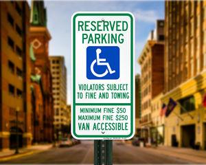 Pennsylvania Parking Signs