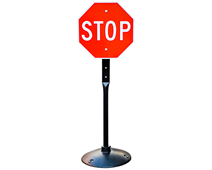 Stop Sign Base