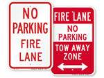 Looking for Fire Lane Signs?