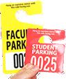 Huge Selection of School Parking Permits