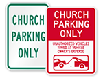 More Church Signs