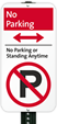 More iParking Signs