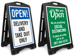 Looking for Business Reopening Signs?