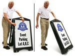 Portable Sidewalk Signs