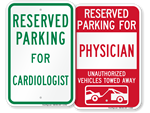 Signs by Specialization