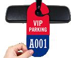 VIP Parking Passes