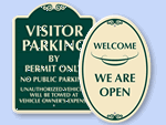 Visitor SignatureSigns