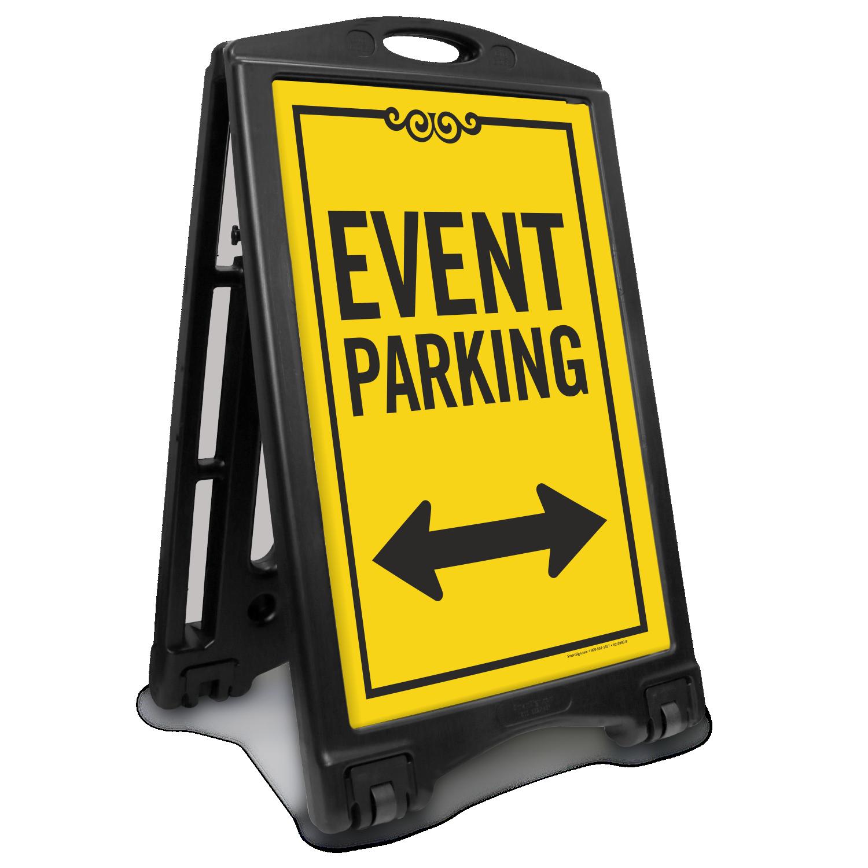 event parking signs valet parking signs visitor parking signs