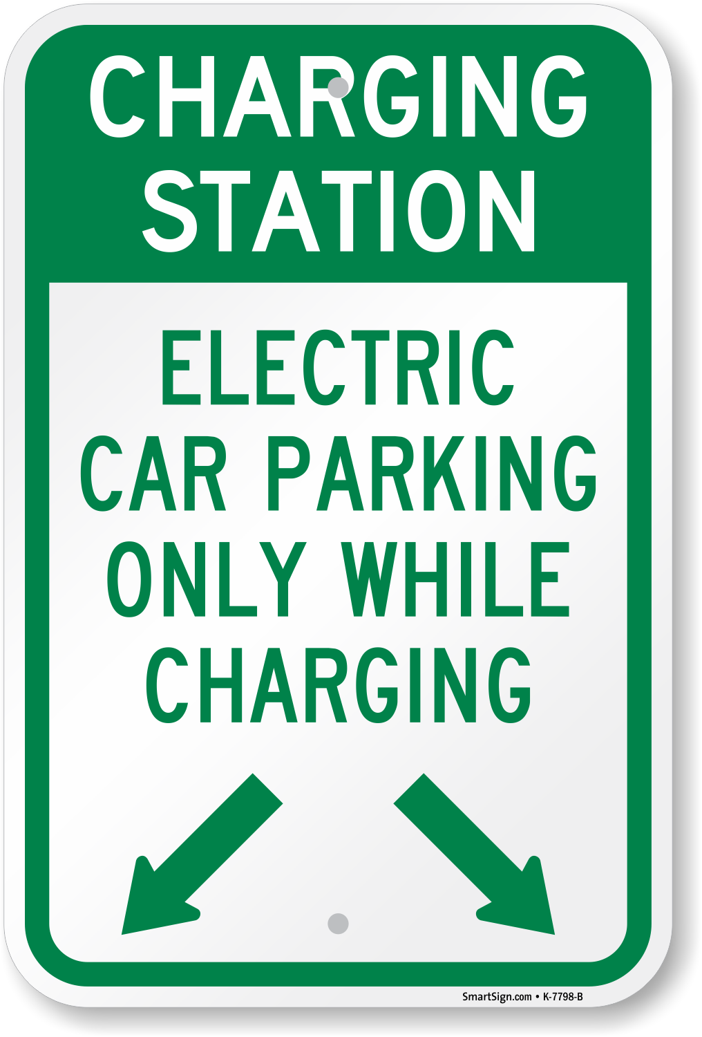Car Parking Signages